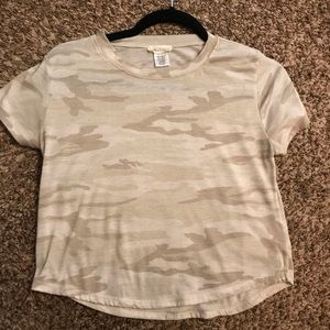 Camo T- Shirt